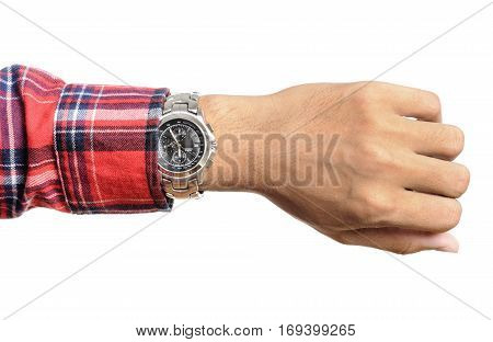 Luxury And Classy Wristwatch