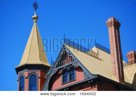 Roof Top Of House