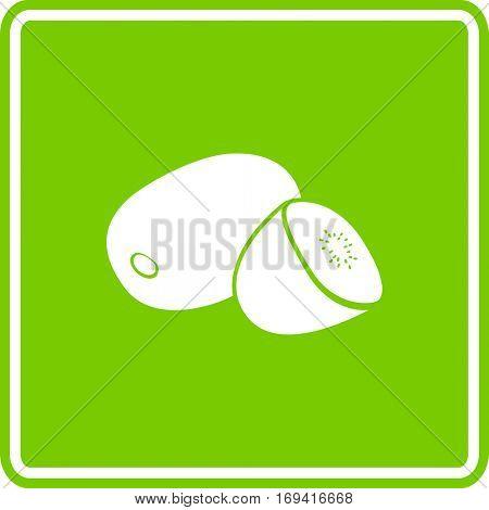 kiwi fruit sign