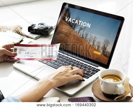 Travel Holiday Destination Trip Concept