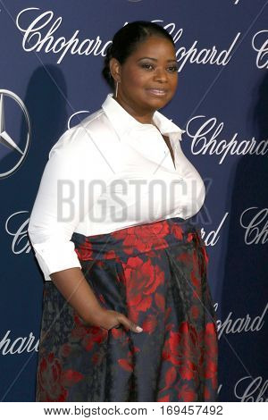 PALM SPRINGS - JAN 2:  Octavia Spencer at the Palm Springs International FIlm Festival Gala at Palm Springs Convention Center on January 2, 2017 in Palm Springs, CA