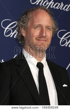 PALM SPRINGS - JAN 2:  Mike Mills at the Palm Springs International FIlm Festival Gala at Palm Springs Convention Center on January 2, 2017 in Palm Springs, CA