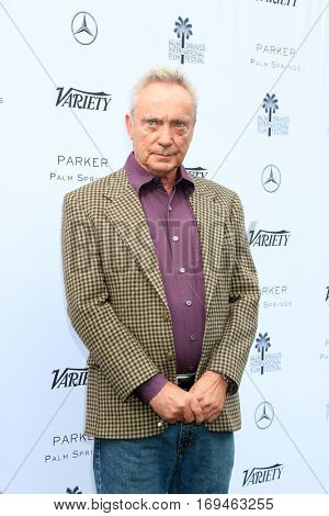 Palm Springs - JAN 3:  Udo Kier at the Variety's Creative Impact Awards and 10 Directors to Watch at the Parker Palm Springs on January 3, 2017 in Palm Springs, CA