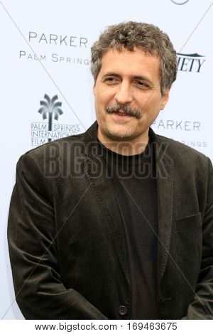 Palm Springs - JAN 3:  Kleber Mendonca Filho at the Variety's Creative Impact Awards and 10 Directors to Watch at the Parker Palm Springs on January 3, 2017 in Palm Springs, CA