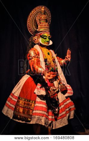 Classical Indian Drama In Kerala
