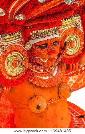 Complex Mask In Kerala