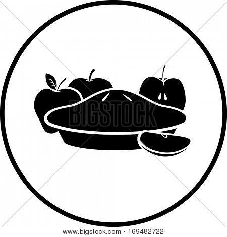 apple pie symbol