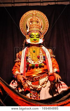 Drama In India In Kerala
