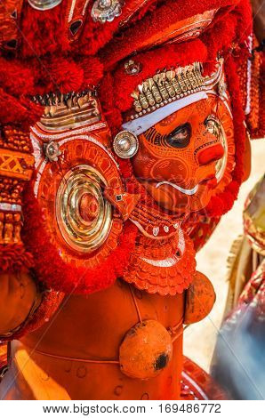 Keralas Theyyam In Kerala