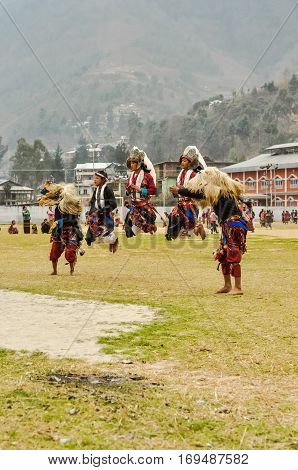 Dance In Arunachal Pradesh