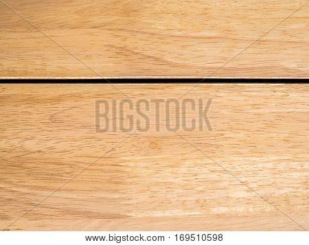Wooden panels Horizontal line, close up shot
