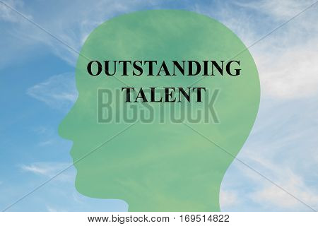 Outstanding Talent Concept