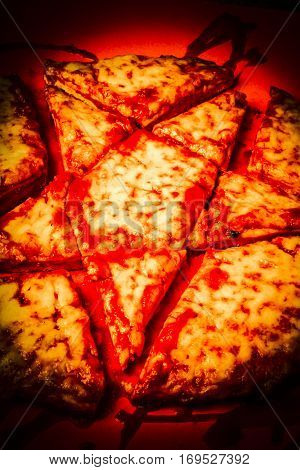 Demonic Star Pizza