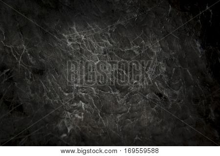 Black metal background, texture of steel. Abstract grunge surface