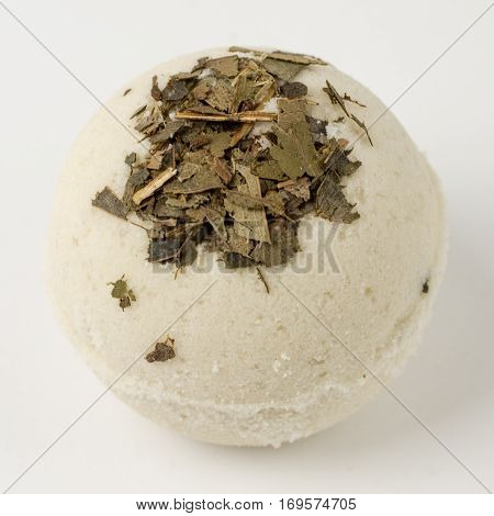 Salt bath bombs, essential oils, aromatherapy, spa