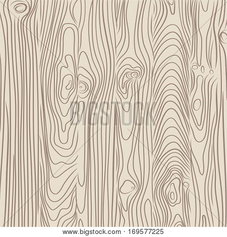 vector illustration of old wooden planks texture. EPS
