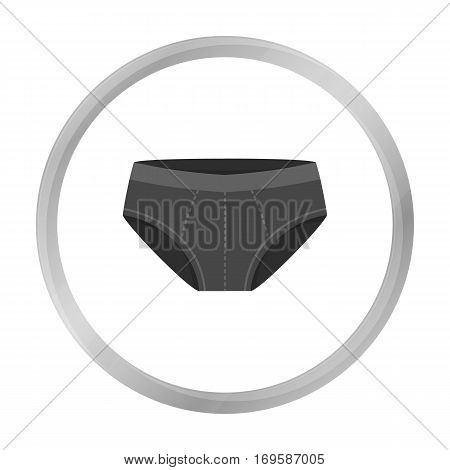 Underpants icon of vector illustration for web and mobile design