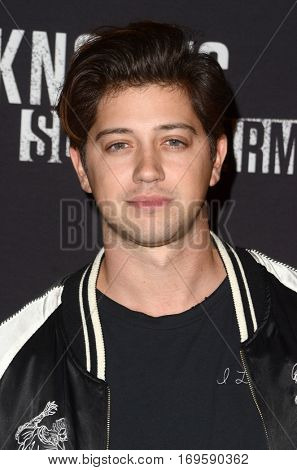 LOS ANGELES - SEP 30:  Chris Galya at the 2016 Knott's Scary Farm at Knott's Berry Farm on September 30, 2016 in Buena Park, CA