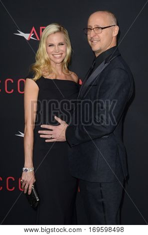 LOS ANGELES - OCT 10:  Brooke Burns, Gavin O'Connor at the