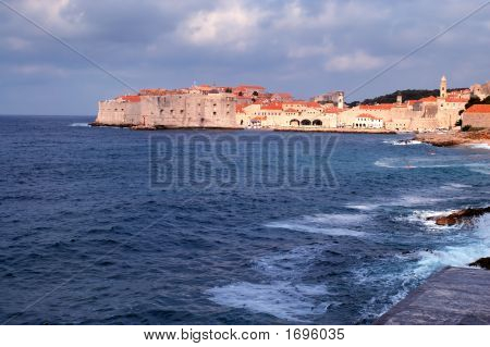Dubrovnik Cloudscape