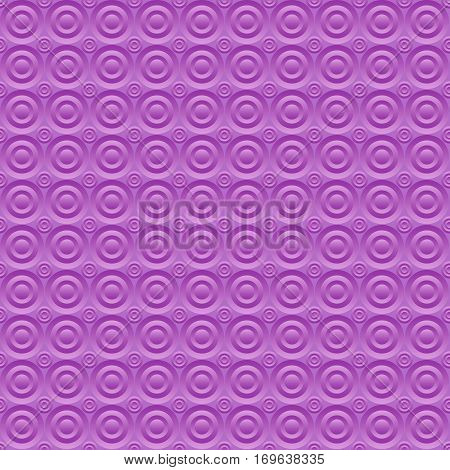 Abstract Lilac Background Circles Volume