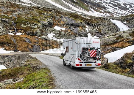 Norway Camper