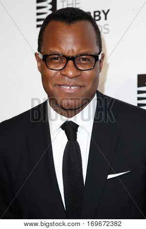 NEW YORK-MAY 19: Screenwriter/director Geoffrey Fletcher attends the 18th Annual Webby Awards at Cipriani Wall Street on May 19, 2014 in New York City.