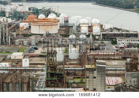Industry manufacturing factory
