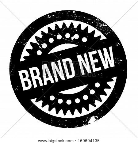 Brand New rubber stamp. Grunge design with dust scratches. Effects can be easily removed for a clean, crisp look. Color is easily changed.
