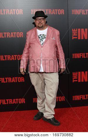 NEW YORK-JUL 11: Joey Boots attends
