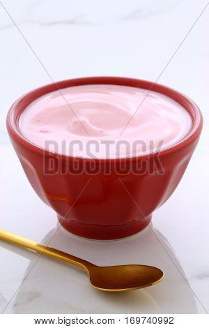 Berries French Style Yogurt