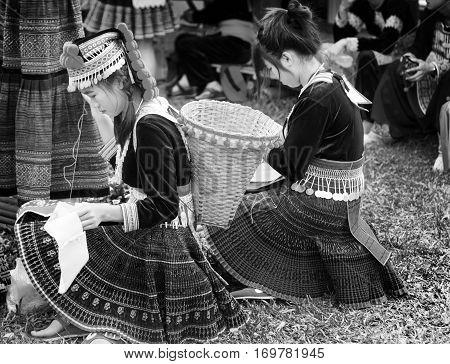 Fabric Homemade Rural Life