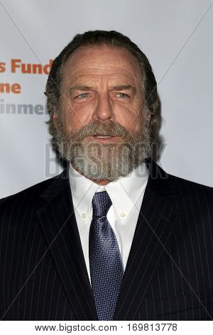 LOS ANGELES - DEC 6:  Darby Hinton at the The Actors Fund's Looking Ahead Awards  at Taglyan Complex on December 6, 2016 in Los Angeles, CA