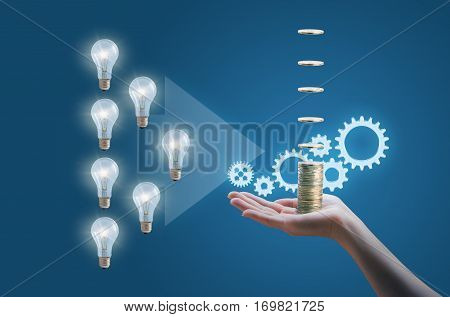 Many Business Ideas Proceeds In An Efficient And Profitable Business