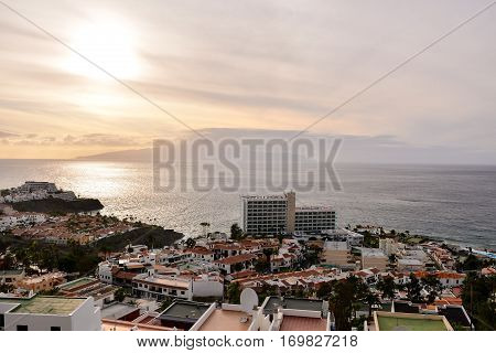 View Of Los Gigantes