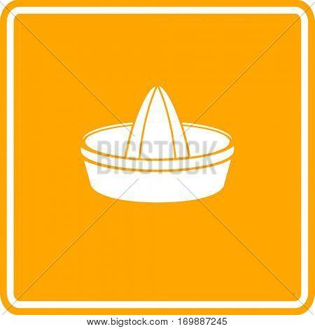 citrus juicer sign