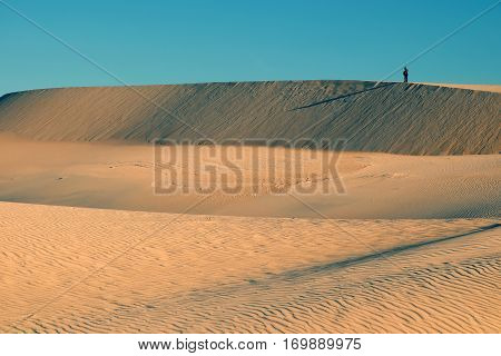 Amazing Sand Hill To Adventure Travel For Summer Trip