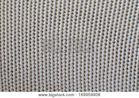 White textile background texture plain and clean