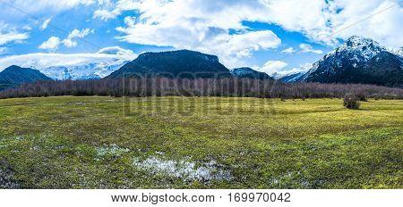 Hidden Panoramic View