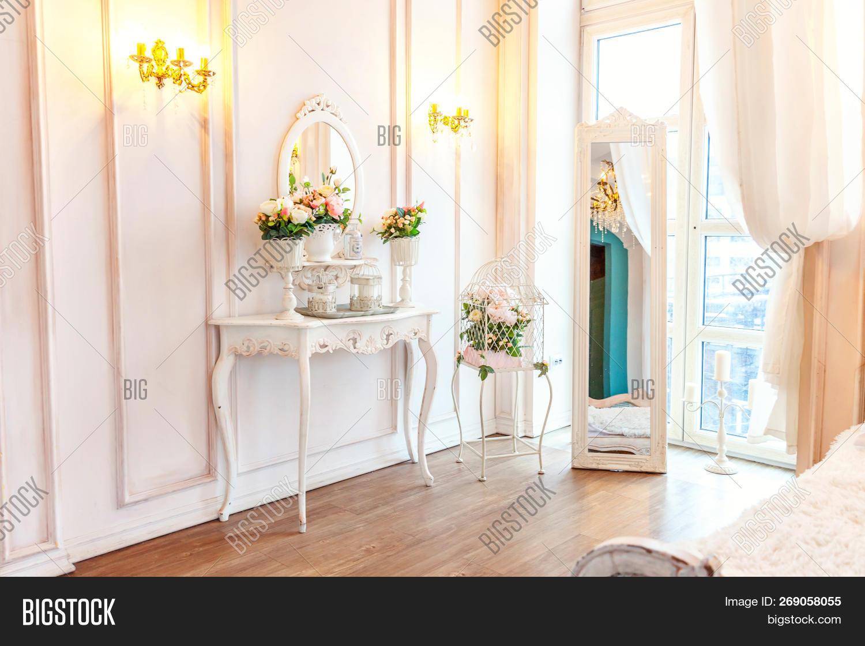 Surprising Beautiful Luxury Image Photo Free Trial Bigstock Home Interior And Landscaping Eliaenasavecom