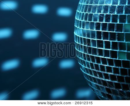 shiny discoball