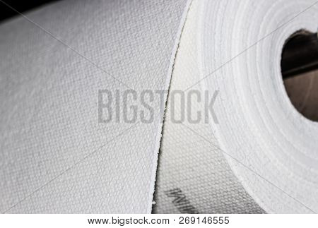 Fiberglass Fabric Composite Roll Material Fmr Industry