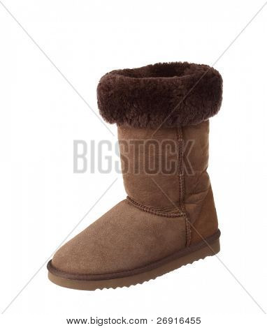 high boot isolated