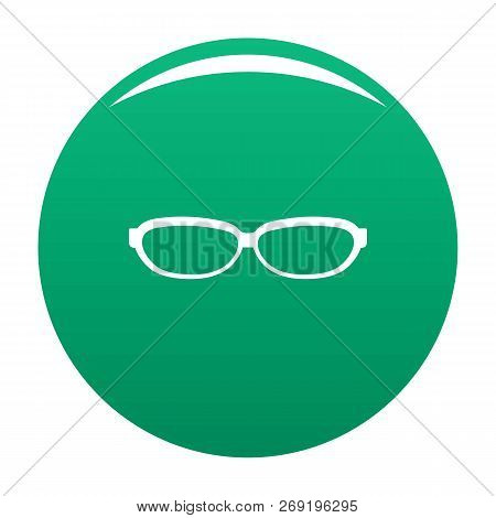 Astigmatic Spectacles Icon. Simple Illustration Of Astigmatic Spectacles Vector Icon For Any Design