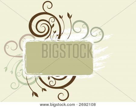 Floral Design Banner
