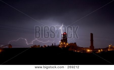 Industrial Lightning