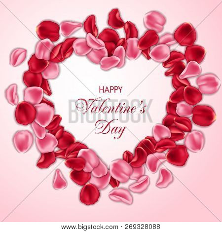 Heart Shaped Frame Vector Photo Free Trial Bigstock