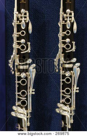 Twin Clarinets