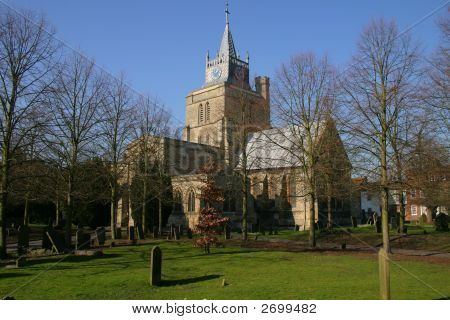 Aylesbury Parish Church