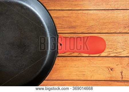 Silicone Hot Skillet Handle Cover Holder